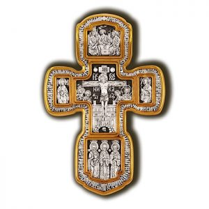 Eastern orthodox cross - orthodox icons