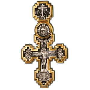 Eastern cross - Golgotha