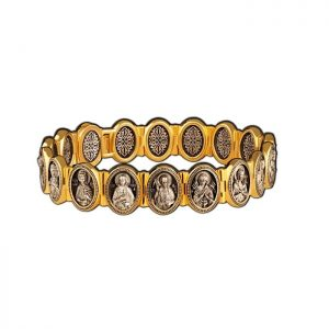 Saints bracelet - Saints Wives