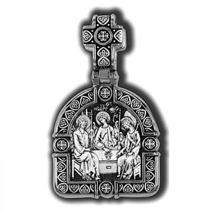 Religious jewelry pendant - The Holy Trinity