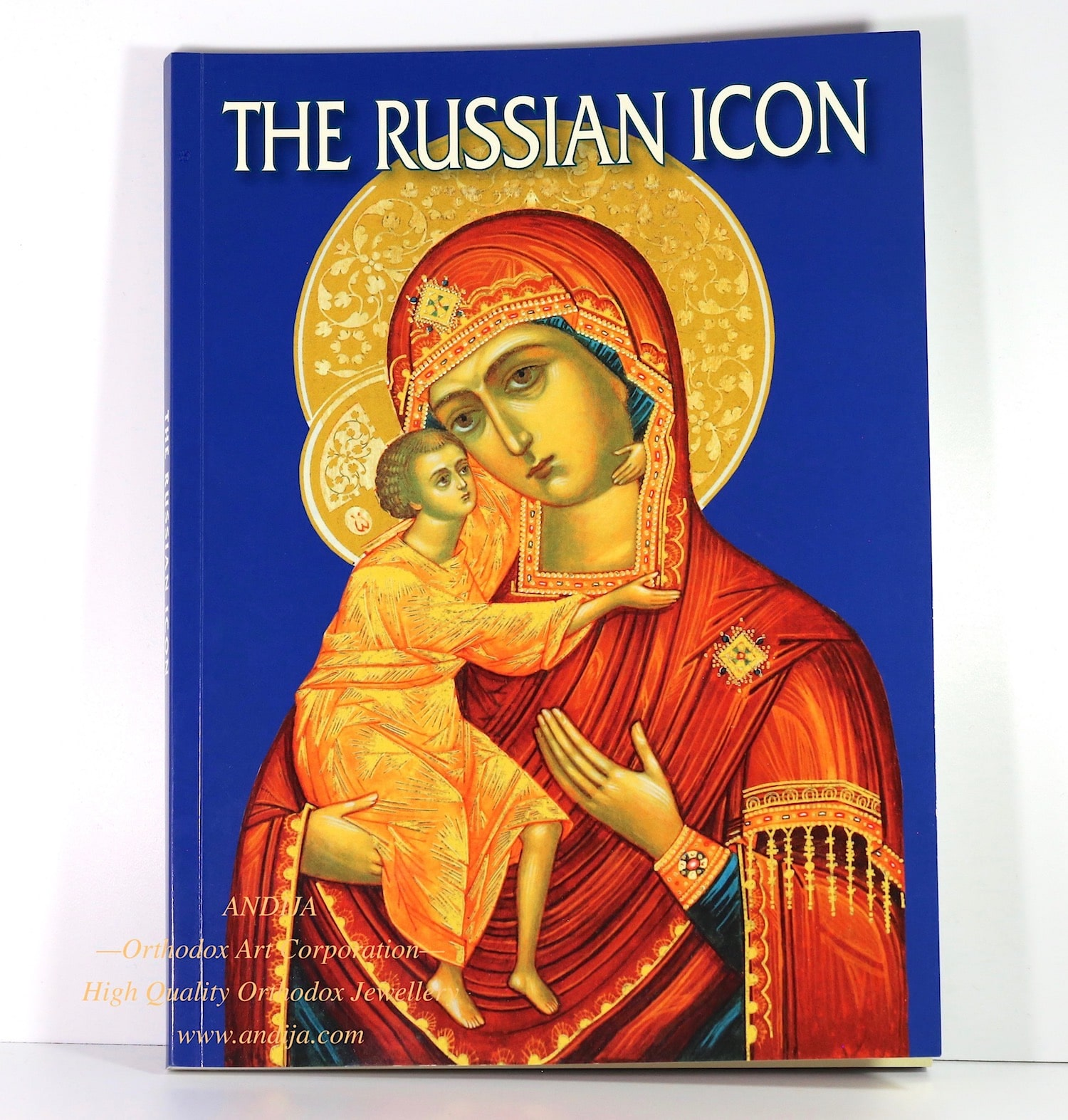 History of The Russian icon and its role in The Russian life