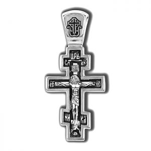 Blessed crucifix - Orthodox cross